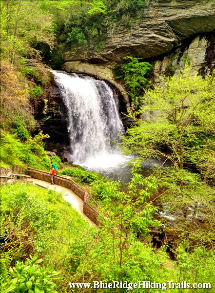 Looking Glass Falls Pisgah Forest, NC