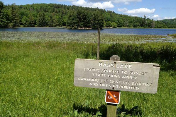 Bass Lake-Moses Cone Memorial Park-Blowing Rock