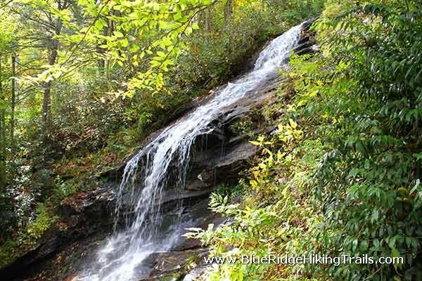 cascades waterfall-blueridgehikingtrails-com