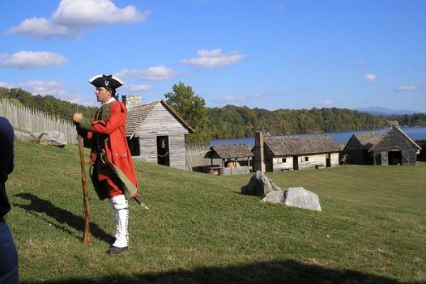 Fort Loudon Vonore TN Walking History Trail