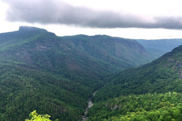 Wisemans View-Linville Gorge Wilderness-Pisgah National Forest